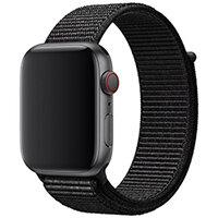 Apple 44mm Sport Loop - watch strap black