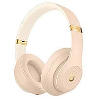 Beats Studio3 Wireless - The Beats Skyline Collection Desert Sand - headphones with mic