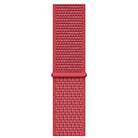 Apple 44mm Sport Loop - RED Special Edition - watch strap