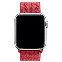 Apple 40mm Sport Loop - RED Special Edition - watch strap