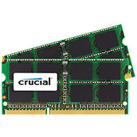 Crucial - DDR3L - 16 GB:2 x 8 GB RAM Memory - SO-DIMM 204-pin - unbuffered for Apple iMac with Retina 5K display (Late 2015)