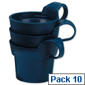 Acorn Insulating Drinks Holders for Plastic Cups Pack 10