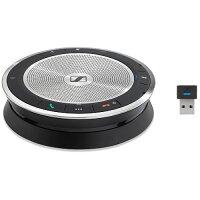 Sennheiser SP 30 + Speakerphone Hands-Free - Bluetooth 5.0, Wireless, NFC - Mac, Windows - Black/Silver