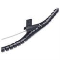 Cable Zip Ducting with Cable Management Tool Fellowes