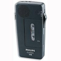 Philips 388 Pocket Memo Analogue Mini Cassette Voice Recorder LFH0388-00