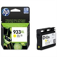 HP 933XL Yellow Inkjet Cartridge High Capacity CN056AE 557986