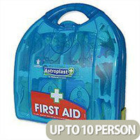 Wallace Cameron Mezzo HS1 First-Aid Kit Dispenser 10 Person Ref 1002215