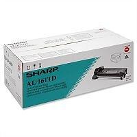 Sharp AL-161TD Black Toner Cartridge for Sharp AL-1611, Sharp AL-1622, Sharp AL-1631, Sharp AL-1633, Sharp AL-1644 printers
