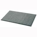Dust Control Door Mat Polypropylene 900mmx1200mm Black and White Doortex