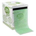 Jiffy Recycled Bubble Wrap In Dispenser Box 300 mm x 50 m Size 43010