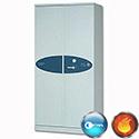 Phoenix Firechief Security Cupboard Fire Resistant 580 Litre Capacity 192kg W930xD525x1885mm