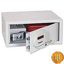 Phoenix Saracen Safe Cash Valuables 8 Digit Electronic Lock 22L 12kg W437xD380xH190mm Grey