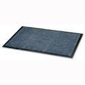 Dust Control Door Mat Polypropylene 900mmx1200mm Blue Doortex