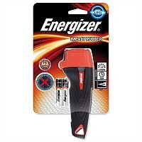 Energizer Impact LED Torch Weatherproof 16hr 11 Lumens 2AAA