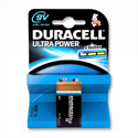 Duracell 9V Ultra Power Battery M3 MN1604 Alkaline 7035025