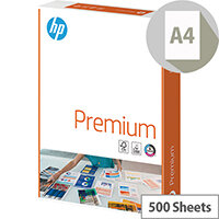 HP Hewlett Packard A4 80gsm White Multifunction Printer Paper Ream of 500 Sheets