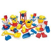 38 Piece Sand & Water Play Set