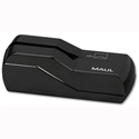 Maul Electric Letter Opener with Cutting Wheels for Width 2mm plus 4x AA Batteries Black Ref 75618/90 704312