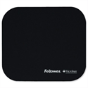 Fellowes Microban Mousepad Antibacterial Black