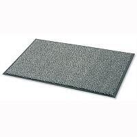 Dust Control Door Mat Polypropylene 1200mmx1800mm Black and White Doortex