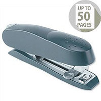 Rapesco Stapler Spinna 717 Metal Paper Guide Capacity 50 Sheets Grey