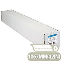 HP Coated Plotter Paper 1067x45.7mm Roll 90gsm
