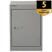 Bisley Cube Locker Steel 1 Door Goose Grey