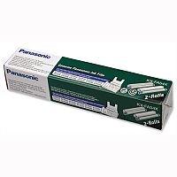 Panasonic KXFA54X Fax Ink Film Black Pack 2