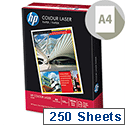 HP Hewlett Packard A4 120gsm White Laser Printer Paper Ream of 250 Sheets
