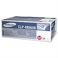 Samsung CLP-M660B Magenta Toner Cartridge High Yield