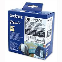 Brother DK 22205 Label Continuous Paper Tape 62mm x 30.48m White