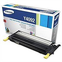 Samsung Y4092 Yellow Toner Cartridge CLT-Y4092S/ELS