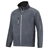 Snickers 8012 A.I.S. Fleece Jacket Steel Grey