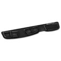 Fellowes Microban Gel Keyboard Palm Rest Black 9183201