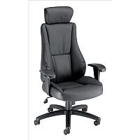 Trexus Hampshire Leather Plus Managers Office Armchair Headrest