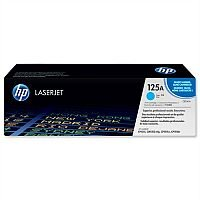 HP 125A Cyan Laserjet Toner Cartridge CB541A