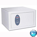 Phoenix Fortress White High Security Burglary Safe 20KG