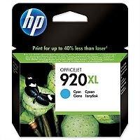 HP 920XL Cyan Ink Cartridge CD972AE