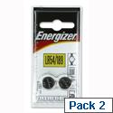Energiser Speciality Alkaline 1.5V Batteries 189/LR54 Pack 2