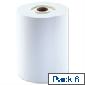Tork enMotion Hand Paper Towel Roll Continuous 2-Ply 143m White Ref K90225 [Pack 6]