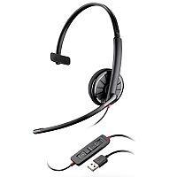 Plantronics Blackwire C310 UC Headset Black