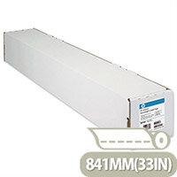 HP A0 Coated Plotter Paper 90gsm 841mmx45.7m Ref Q1441A