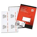 4 Labels per Sheet Copier 105x149mm 400 Labels 5 Star