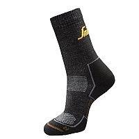 Snickers 9206 RuffWork 2-pack Cordura Wool Socks Size 41-44