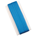 Legal Tape Silk Braids for Sewing Wills 6mm x 50m Blue