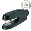 Rapesco P20 Shimma Premium Stapler Half Strip Throat 52mm Black