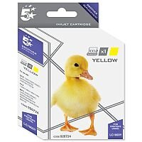 Brother LC-1000Y Compatible Yellow Ink Cartridge 5 Star LC1000Y
