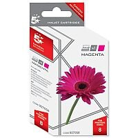 Canon CLI-8 M ( 0622B001 Equivalent ) Magenta Ink Cartridge Compatible/Remanufactured by 5 Star