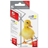 Canon CLI-8 Y ( 0623B001 Equivalent ) Yellow Ink Cartridge Compatible/Remanufactured by 5 Star