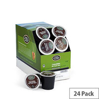 Green Mountain Coffee Fair Trade Certified Colombian Fair Trade Select Pack 24 K-Cup Pods for Keurig K140 & K150 24 93-07007